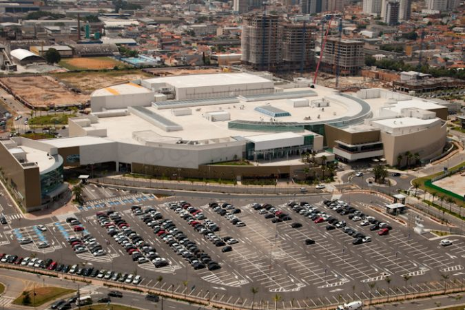 Parkshopping Sao Caetano Paulo Baruki Arquitetura